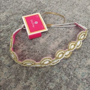 Lilly Pulitzer for Target headband. NWT